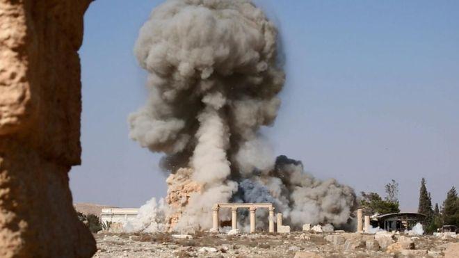 The Destruction of HistoricSites