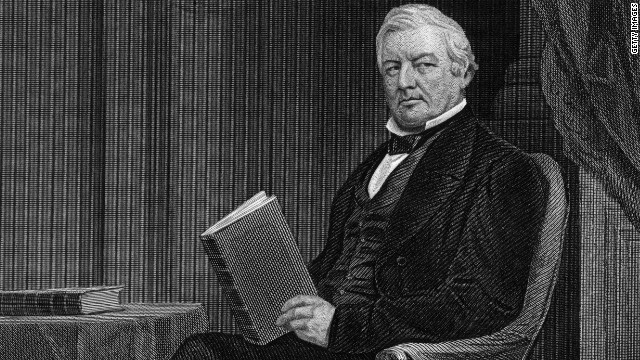 Paved With Good Intentions: The Presidency of Millard Fillmore