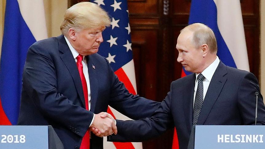 The Treason of DonaldTrump