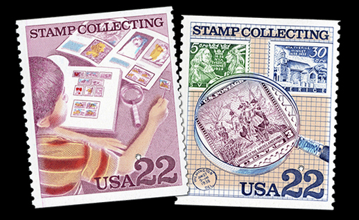 The Joy of Stamp Collecting