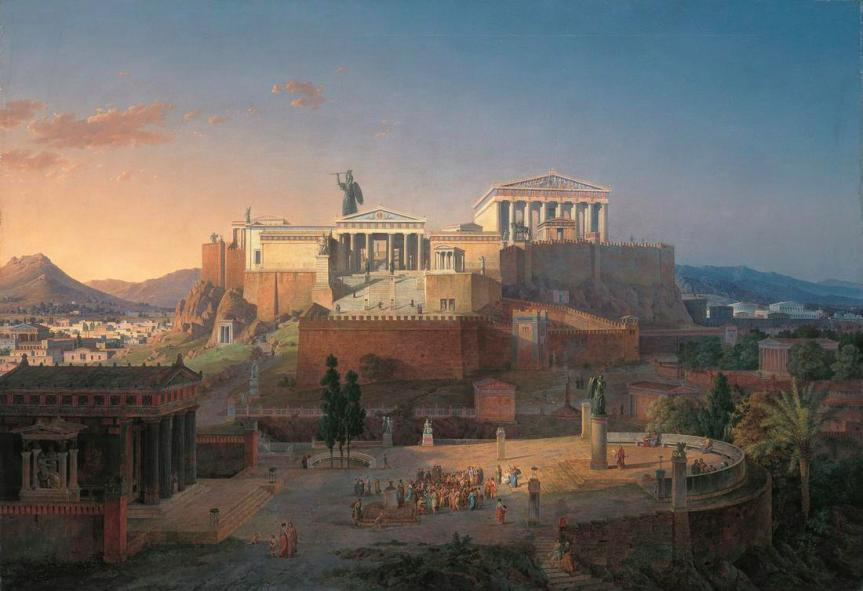 The Shining City: Classical Athens and its Historiography