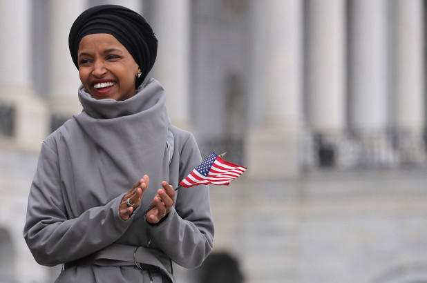In Defense of Ilhan Omar