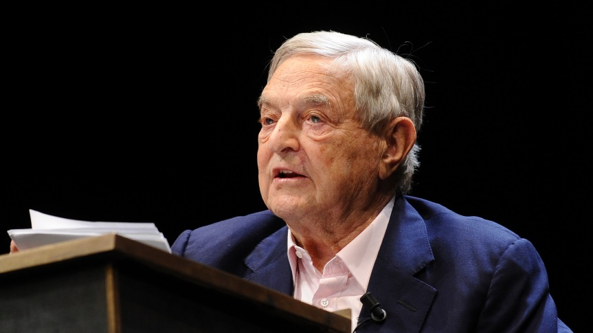 Antisemitism and George Soros