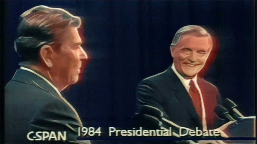 It's Morning Again: Ronald Reagan and the 1984 Presidential Election