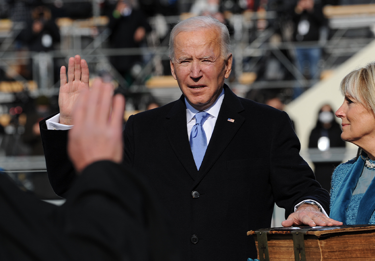 Joe Biden and COVID-19: His First Actions